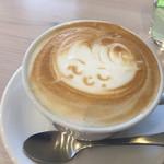 トゥルモン - 頼んだコーヒー