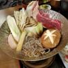 井筒亀 - 料理写真:「猪すき膳」♪