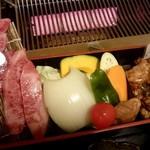 松阪牛たんど - カルビ・ホルモン定食