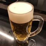 96746128 - 生ビール 350円(税込)
