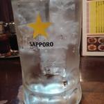 ラーメン 天天館 - ドリンク写真:氷彩サワー320円