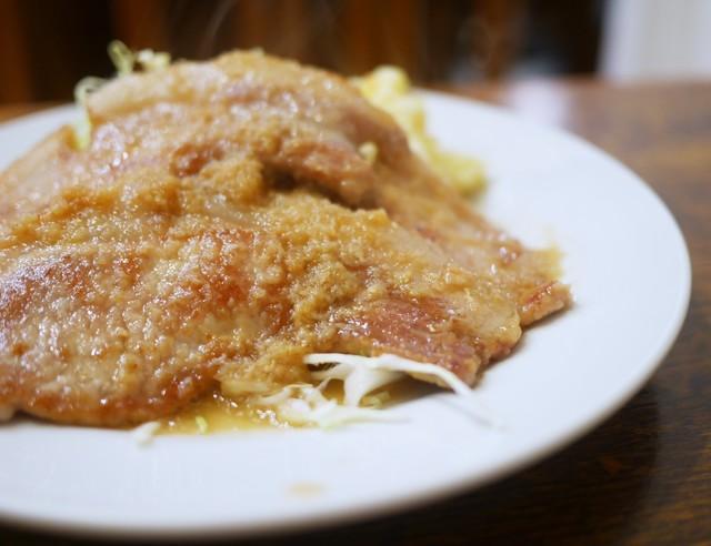 ビクトリヤの料理の写真