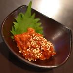 寿司居酒屋のぼる - チャンジャ(390円)