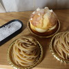 ア・テール - 料理写真:6周年で購入したケーキ