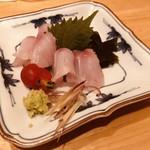 和食堂 たこ井 - 黒ソイの刺身