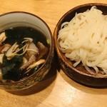 和食堂 たこ井 - 鶴岡の麦切り