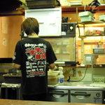 壱番 - 厨房。