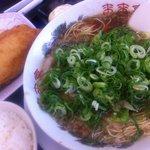 来来亭 - 白身魚フライ定食