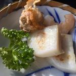 蕎鈴庵 - 肴に なりそう