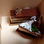 ル プランタン - 購入したケーキ達