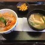 ごはん処 かつ庵 - 料理写真: