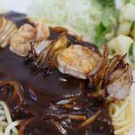キッチン ヤマナミ - スパゲッティ ヤマナミ風