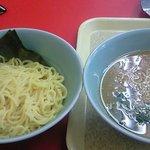 ラーメン山岡家 - 醤油つけ麺