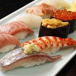やまざき - 料理写真:菊 3,675円