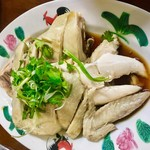 Wee Nam Kee Chicken Rice - 料理写真:チキンライス