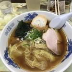 キンタ - ワンタンメン