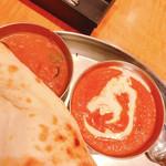 インド定食 ターリー屋 - カレーは二種選びます♪♪