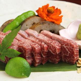 ◆和牛・国産牛◆近江牛を中心に上質な肉の各部位を取り揃え