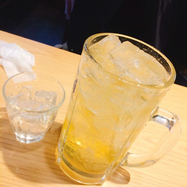 格安ビールと鉄鍋餃子 3・6・5酒場 池袋西口店の料理の写真