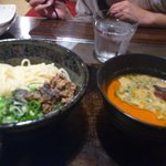 京の坦々麺と鉄板居酒屋 四条 竹 - 坦々つけめん
