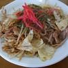 くぅーたこ焼お好み焼の店 - 料理写真:焼きそば450円