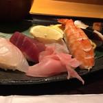 96770351 - ・にぎり寿司定食