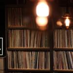 Spincoaster Music Bar - レコード棚