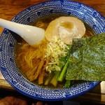 錦 - 醤油ラーメン580円