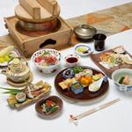 蓬莱の郷 - 料理写真:9月会席料理