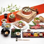 蓬莱の郷 - 料理写真:11月会席料理