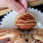 こはく - せいこ蟹
