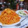 さぼうる 2 - 料理写真:ナポリタン
