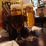 96779432 - ビール2杯目(2018.11)