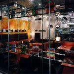 カフェ&ブックス ビブリオテーク - 目も舌も空きさせない特別空間です!