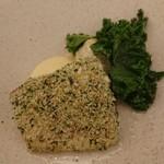 レストラン メリーミー - 真鯛のペルシャード