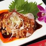中華料理 鳳春 - 料理写真:よだれ鶏¥900(小)¥600