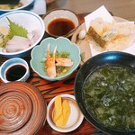 活魚料理 讃岐家 - お刺身美味しかった