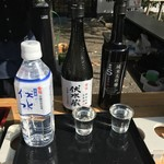 96785317 - 伏水、伏水蔵 純米吟醸 生原酒、S 純米大吟醸
