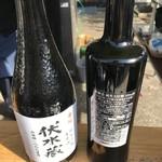 96785362 - 伏水蔵 純米吟醸 生原酒、S 純米大吟醸