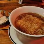 麺屋 Somie's - 煮干し(醤油)