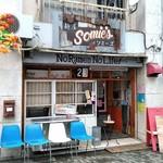麺屋 Somie's - 外観5