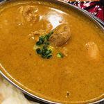 インド料理 スーリヤ - チキンカレー