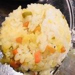 インド料理 スーリヤ - ライス