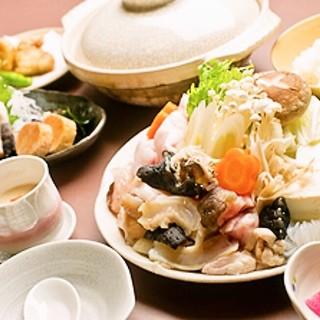 魚政ならではの伝統鮟鱇料理