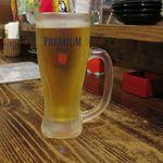 96787225 - セルフ生ビール(500円)
