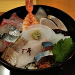 96787823 - 地魚の海鮮丼2160円