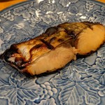 網代一菜 - 鰆の西京焼き