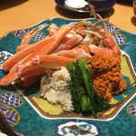 高崎屋 - 料理写真:香箱蟹