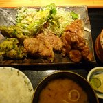 9679274 - 鶏の唐揚げ(メイン)(2011/09/28撮影)