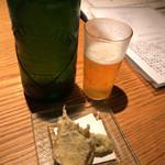 丿貫 - 丿貫(ハートランドビールとお通し)